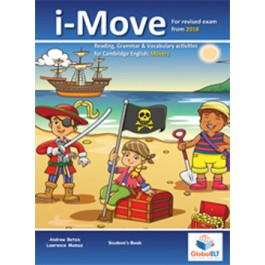 Cambridge YLE - MOVERS - i-Move - Student's book