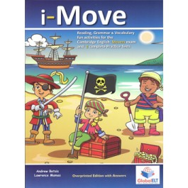 Cambridge YLE - MOVERS - i-Move - Teacher's Overprinted book