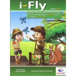 Cambridge YLE - FLYERS - i-Fly - Teacher's Overprinted book