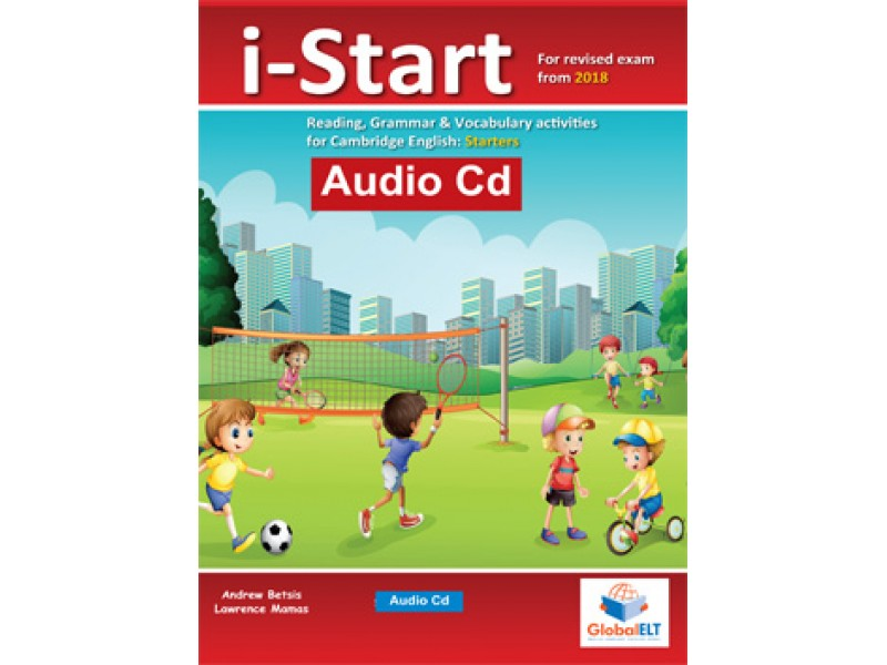 Cambridge YLE - STARTERS - i-Start - Audio CDs