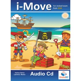 Cambridge YLE - MOVERS - i-Move - Audio CDs
