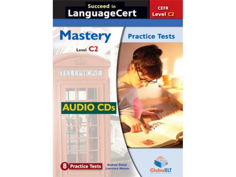 Succeed in LanguageCert - CEFR C2 - Practice Tests  -  Audio MP3/CD