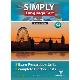 SIMPLY LanguageCert - CEFR C2  Preparation & Practice Tests   Student's book