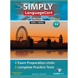 SIMPLY LanguageCert - CEFR C2 - Preparation & Practice Tests  - Teacher's book