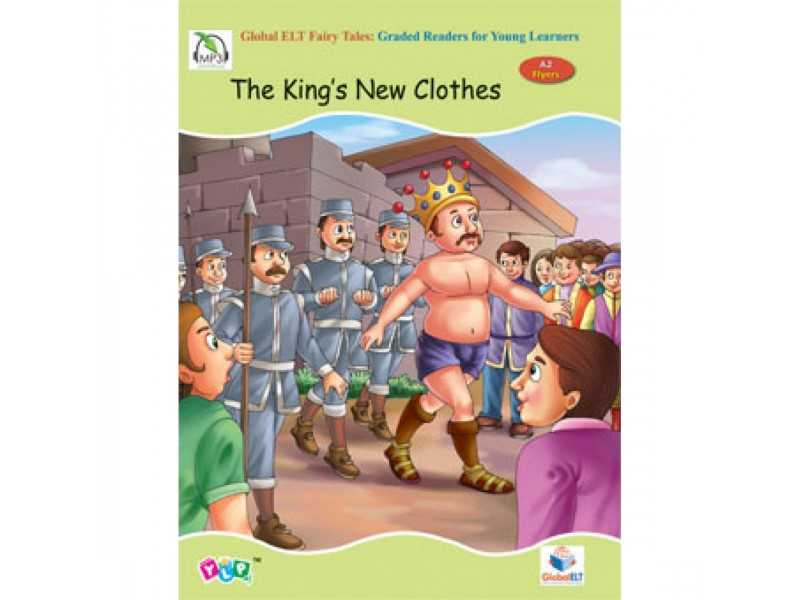 Fairy Tales - The King's New Clothes - A2 Flyers