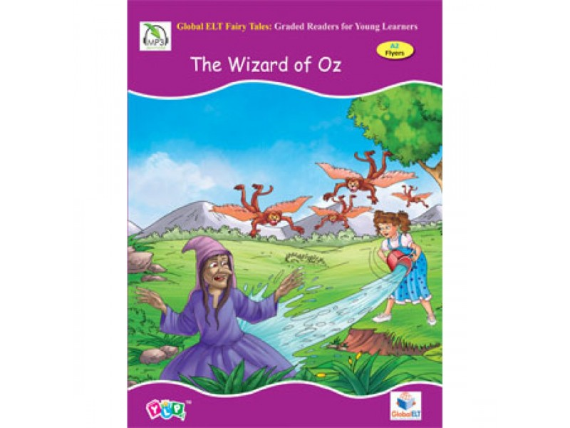 Fairy Tales - The Wizard of Oz - A2 Flyers