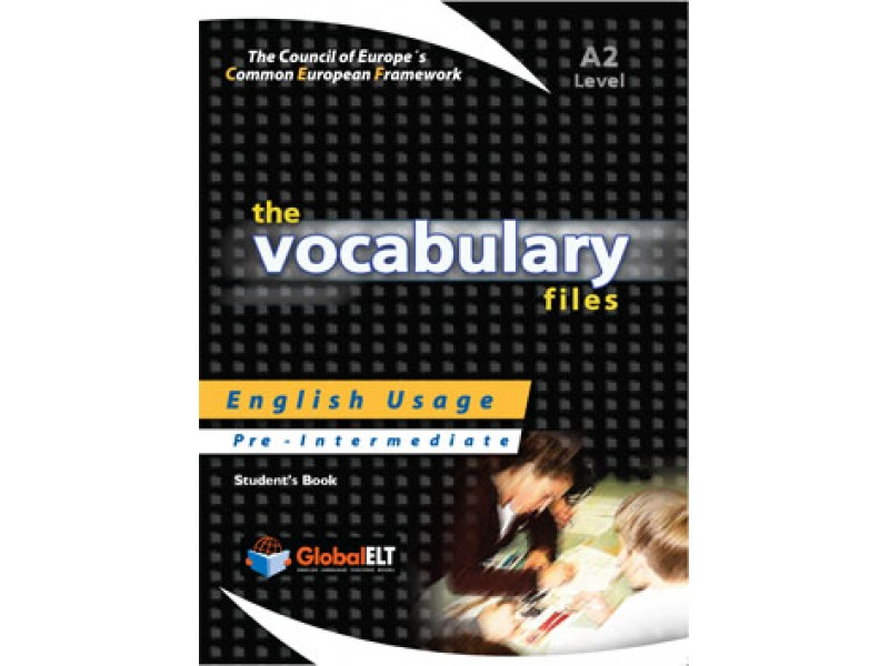 Vocabulary Files A2 Student's book