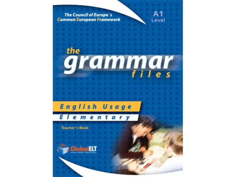 Grammar Files A1 Teacher's book