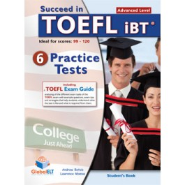 Succeed in TOEFL - 6 Practice Tests - Student's book