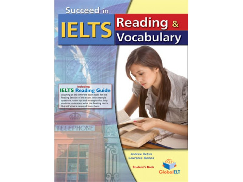 Succeed in IELTS - Reading  & Vocabulary - Student's book