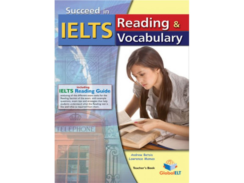 Succeed in IELTS - Reading  & Vocabulary - Teacher's book