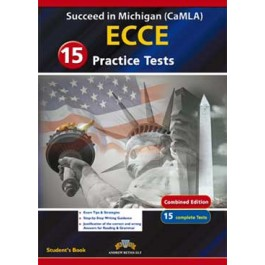 Succeed in Michigan ECCE - 15 Practice Tests Student's Book