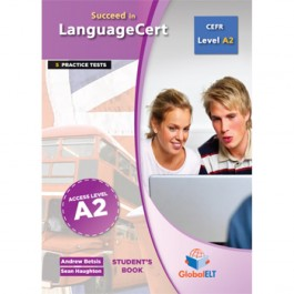 Succeed in LanguageCert - CEFR A2 - Practice Tests  - Student's book
