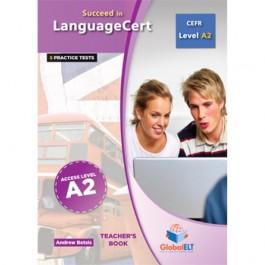 Succeed in LanguageCert - CEFR A2 - Practice Tests  - Teacher's book