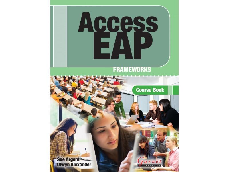 Access EAP: Frameworks Course Book