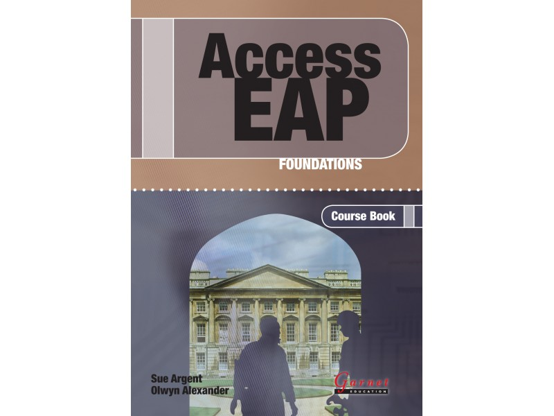 Access EAP: Foundations – Course Book with Audio CDs (x2)