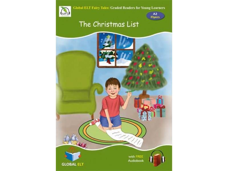 Fairy Tales - The Christmas List - A2 Flyers