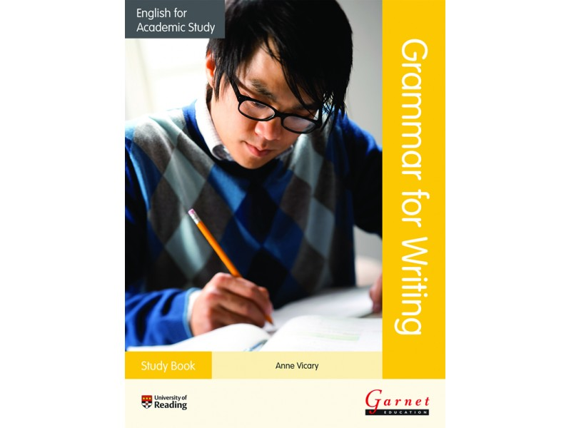 English for Academic Study: Grammar for Writing – Study Book