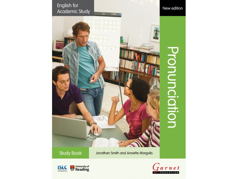 English for Academic Study: Pronunciation – Study Book with audio CDs