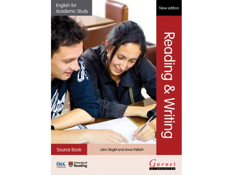 English for Academic Study: Reading & Writing – Source Book NEW!