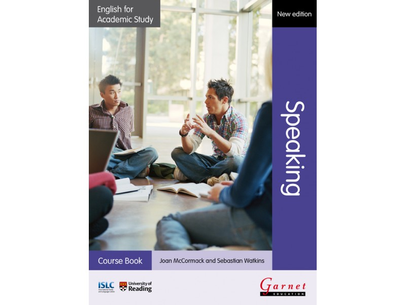 English for Academic Study: Speaking – Course Book with audio CDs