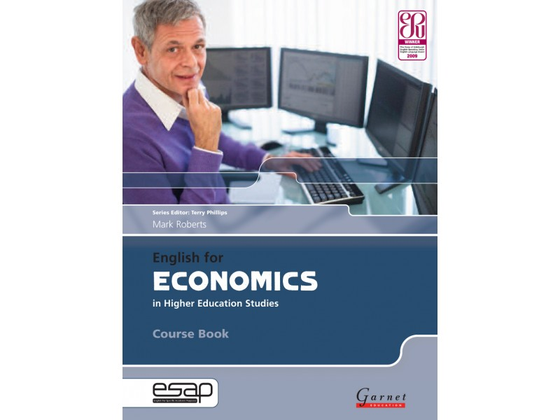 English for Economics Course Book & Audio CDs