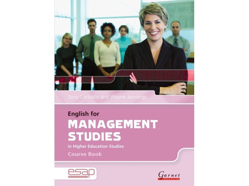 English for Management Studies Course Book & Audio CDs (x2)