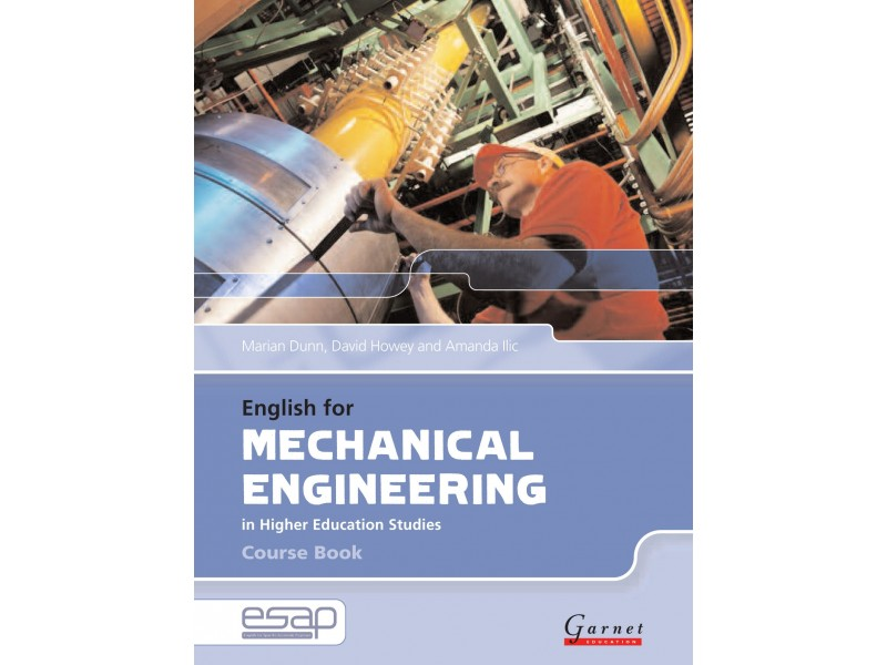 English for Mechanical Engineering Course Book & Audio CDs