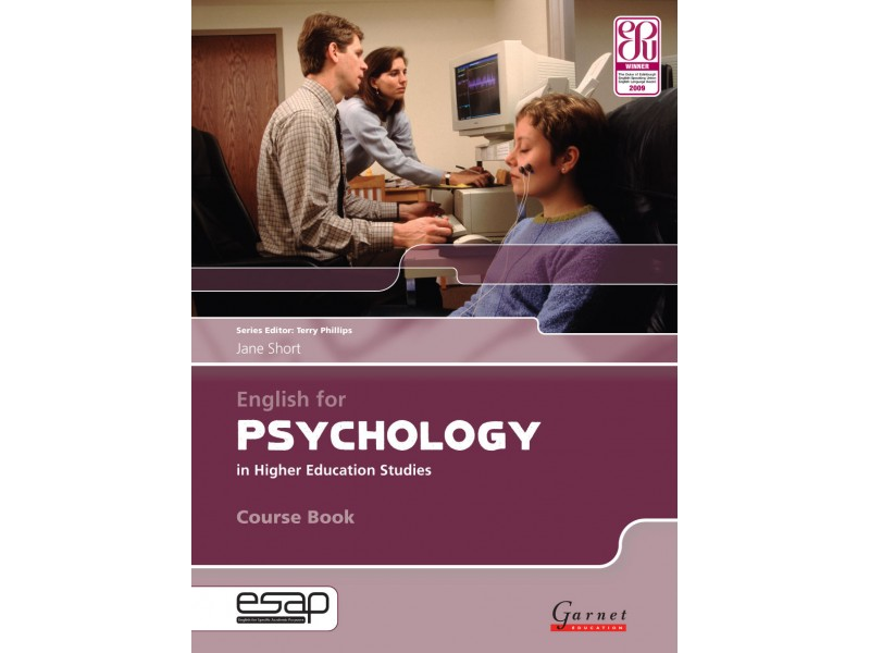 English for Psychology Course Book & Audio CDs (x2)