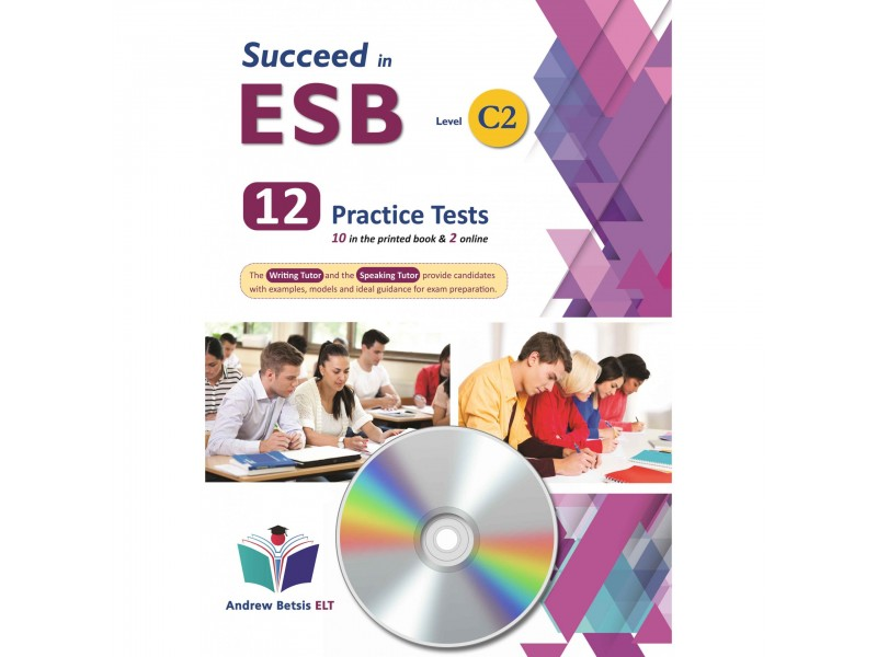 Succeed in ESB C2 - NEW 2021 Edition (10+2 Practice Tests) -  Audio CDs