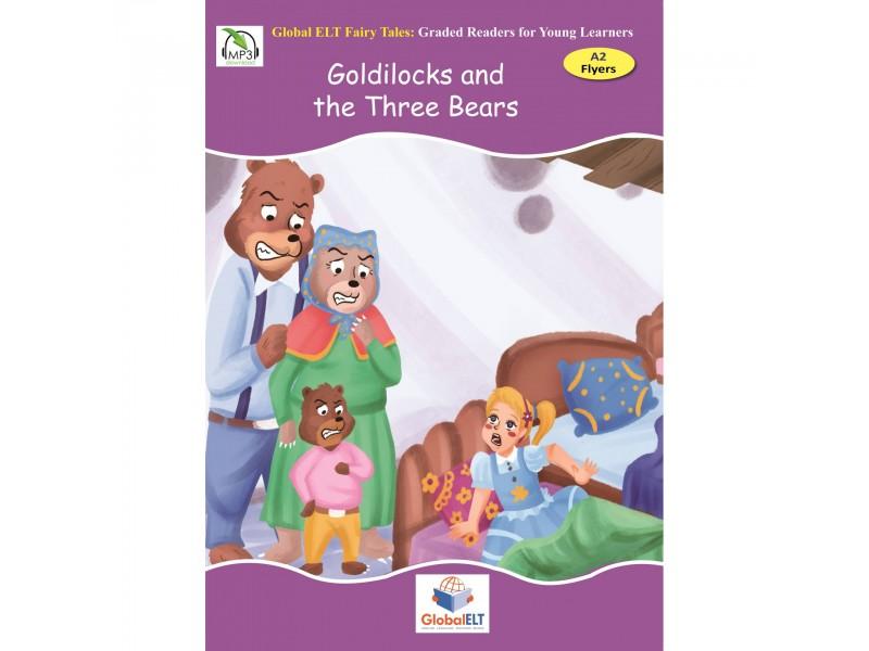Fairy Tales - Goldilocks and the Three Bears - A2 Flyers