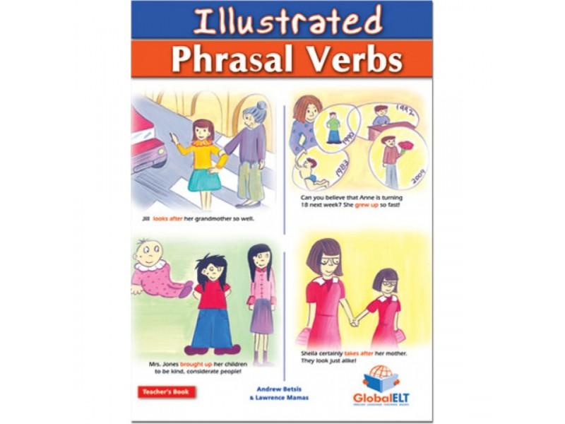 Illustrated Phrasal Verbs Student's book