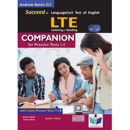Succeed in LTE - 8 Practice Tests - Companion - Student's Edition
