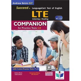 Succeed in LTE - 8 Practice Tests - Companion - Teacher's Edition