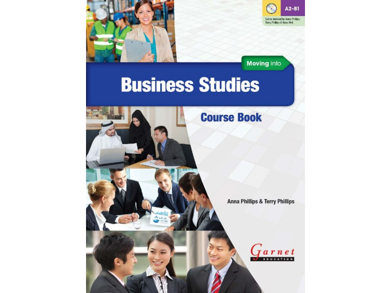 Moving into Business Studies Course Book & Audio CDs