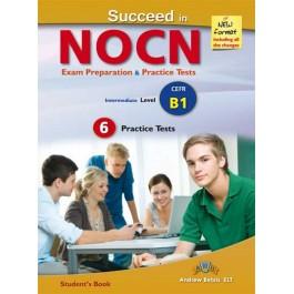 Succeed in NOCN - Intermediate - Level B1 Audio MP3/CD