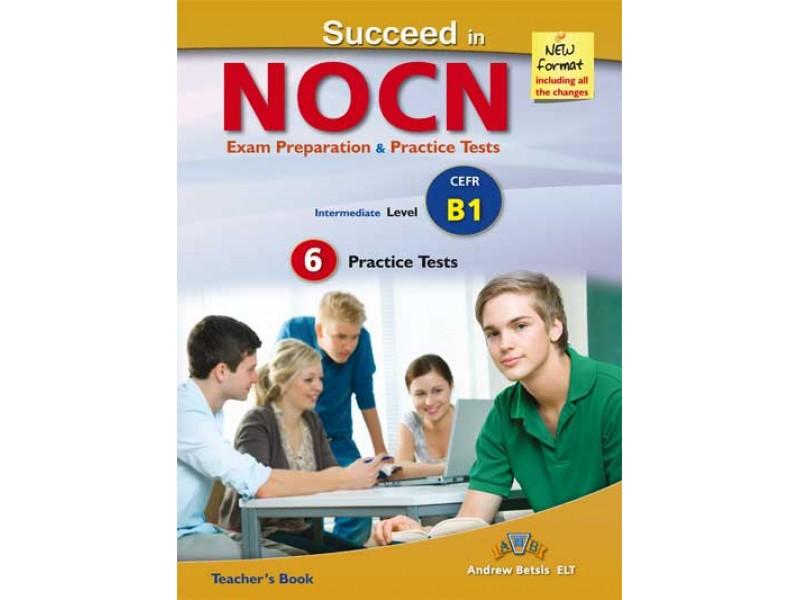 Succeed in NOCN - Intermediate - Level B1 Teacher's Book
