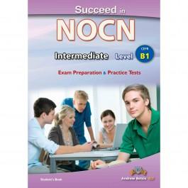 Succeed in NOCN - Intermediate - Level B1 Student's Book