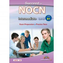 Succeed in NOCN - Intermediate - Level B1 Audio CDs