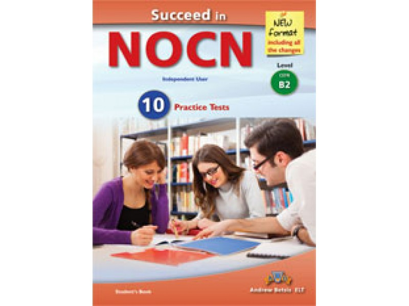Succeed in NOCN - Independent User - Level B2 Audio CDs