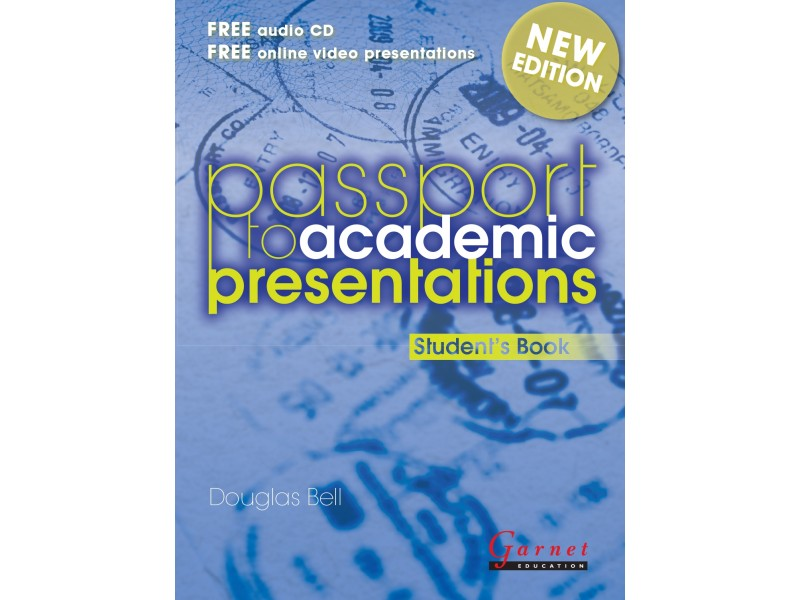 Passport to Academic Presentations Student's Book with audio CD