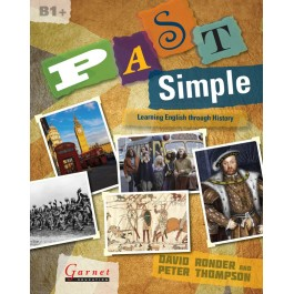 Past Simple: Learning English through History Study Book
