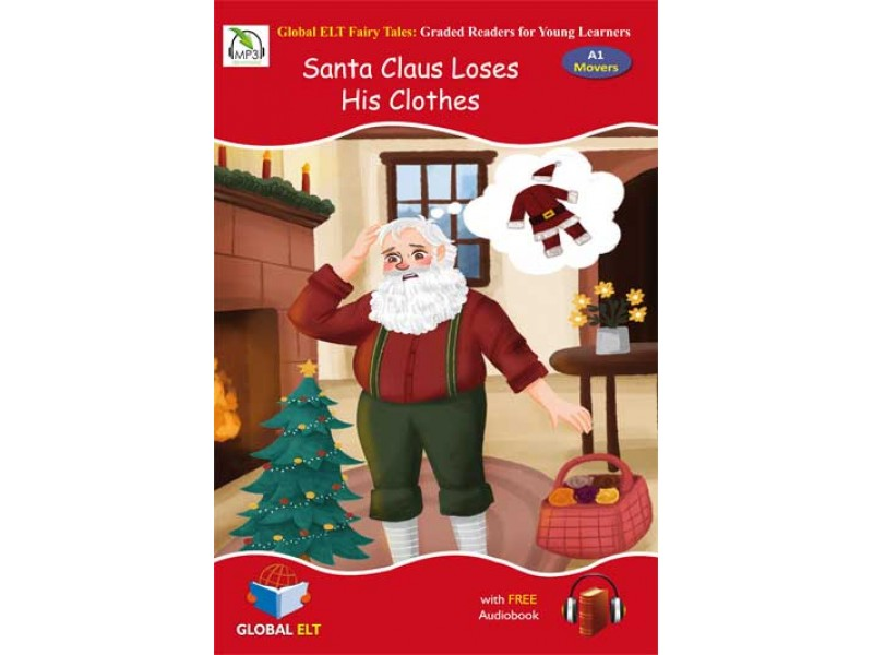 Fairy Tales - Santa Claus Loses His Clothes - A1 Movers