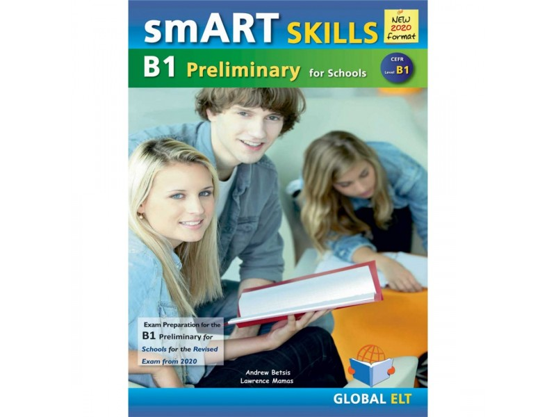 Smart Skills for B1 Preliminary - Preparation for the Revised Exam from 2020 - Audio CDs
