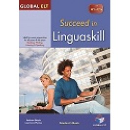 Succeed in Linguaskill CEFR A1 & C1+ - Overprinted Edition with answers