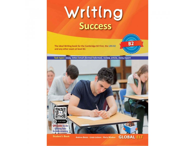 Writing Success - Level B2 - Student's book - GREEK EDITION