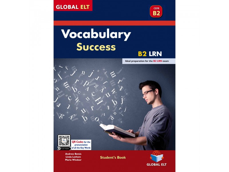 Vocabulary Success B2 LRN - Student's book