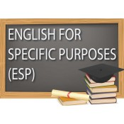 English for Specific Academic Purposes