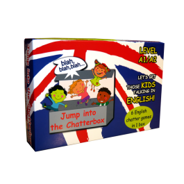 Jump into the Chatterbox Level A1/A2