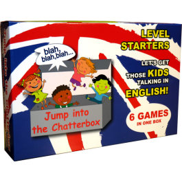 Jump into The Chatterbox Level Starters